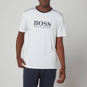BOSS Bodywear Men's Refined Short Set - Dark Blue