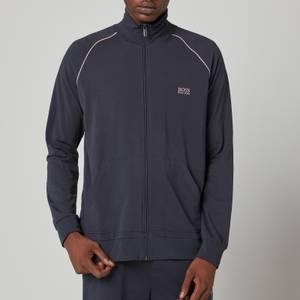 BOSS Bodywear Men's Regular Fit Jacket - Blue