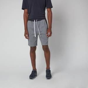 BOSS Bodywear Men's Contemporary Shorts - Dark Blue