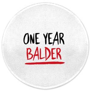 One Year Balder Round Bath Mat