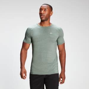 MP Men's Performance Short Sleeve T-Shirt - Pale Green Marl