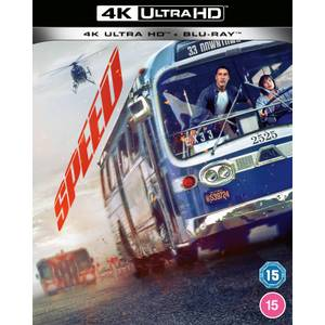 Speed - 4K Ultra HD (Includes Blu-ray)