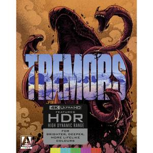 Tremors - 4K Ultra HD (Standard Edition)