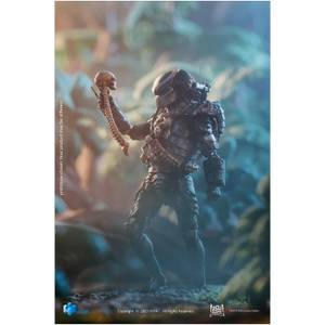 HIYA Toys Predator Jungle Predator V2 Exquisite Mini 1/18 Scale Figure
