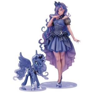 Kotobukiya My Little Pony Bishoujo Statue - Princess Luna