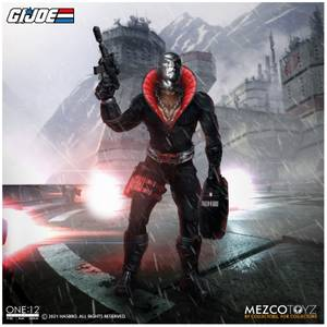 Mezco One:12 Collective G.I. Joe Destro Figure