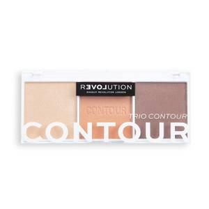 Relove Colour Play Contour Trio Palette Bronze Sugar