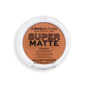 Super Matte Pressed Powder Dark Tan