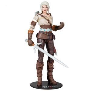 McFarlane The Witcher 3: Wild Hunt 7 Inch Action Figure - Ciri