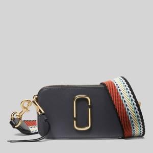 Marc Jacobs Women's Snapshot Cross Body Bag - Cylinder Grey Multi