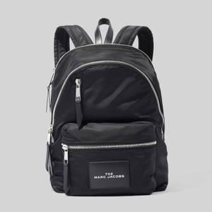 Marc Jacobs Women's The Zip Backpack - Black