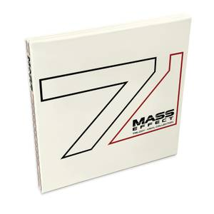 Mass Effect Trilogy: Vinyl Collection Zavvi Exclusive Colour LP Set