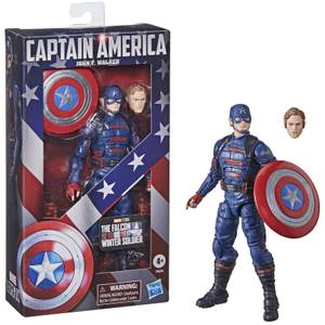 Figurine Captain America : John F. Walker - Hasbro Marvel Legends Series