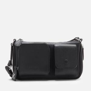 KENZO Women's Kompact Small Cross Body Bag - Black