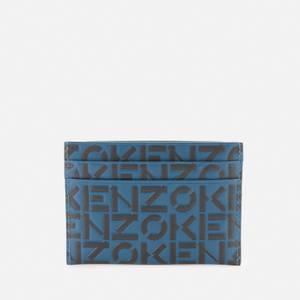 KENZO Women's Monogram Card Holder - Ink