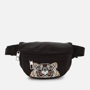 KENZO Women's Kampus Canvas Mini Belt Bag - Black