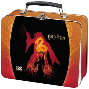 Top Trumps Card Game - Harry Potter Witches and Wizard Tin