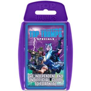 Top Trumps Card Game - Independent and Unofficial Guide to Fortnite Edition