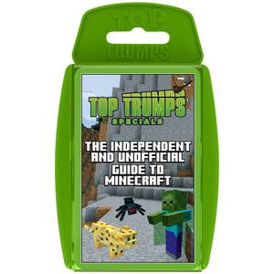 Top Trumps Card Game - Independent Unofficial Guide to Minecraft Edition