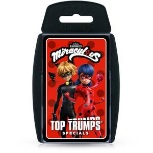 Top Trumps Card Game - Miraculous Edition