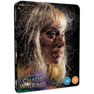 Chaos Walking - Steelbook 4K Ultra HD en Édition Limitée (Blu-ray inclus)