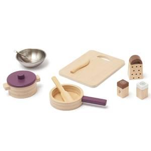 Kids Concept Bistro Cookware Play Set