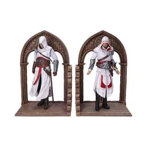 Assassin's Creed Altaïr and Ezio Bookends 24cm