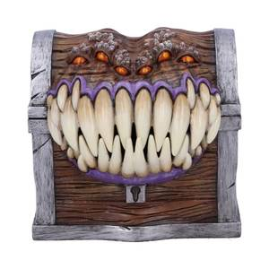 Dungeons & Dragons Mimic Dice Box 11.3cm