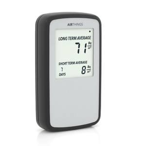 Airthings Corentium Home Portable Radon Detector