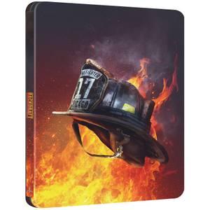 Backdraft - Steelbook 4K ultra HD (Blu-ray inclus) en Exclusivité Zavvi