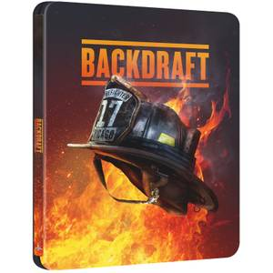 Backdraft - Zavvi Exclusive 4K Ultra HD Steelbook (Includes Blu-ray)