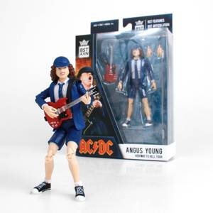 The Loyal Subjects BST AXN AC/DC 5in Action Figure - Angus Young