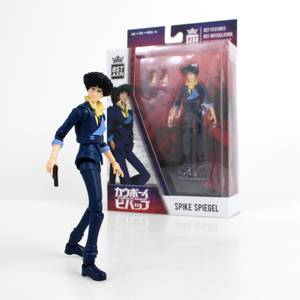The Loyal Subjects BST AXN Cowboy Bebop 5in Action Figure - Spike Spiegel