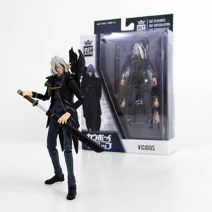 The Loyal Subjects BST AXN Cowboy Bebop 5in Action Figure - Vicious