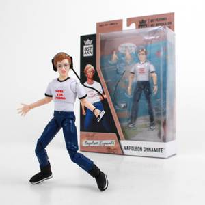 The Loyal Subjects BST AXN Napoleon Dynamite 5in Action Figure - Napoleon