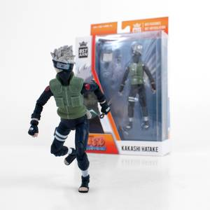 The Loyal Subjects BST AXN Naruto 5in Action Figure - Kakashi Hatake