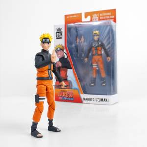 The Loyal Subjects BST AXN Naruto 5in Action Figure - Naruto Uzamaki
