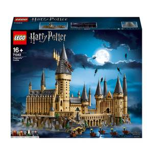 LEGO Harry Potter Hogwarts Castle Toy (71043)