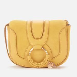 See by Chloé Women's Hana Small Cross Body Bag - Misty Gold
