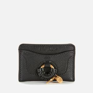 See by Chloé Women's Hana Card Holder - Black