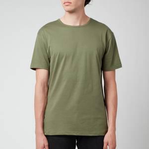 PS Paul Smith Men's 3-Pack Crewneck T-Shirts - Black/White/Green