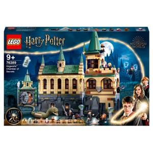 LEGO Harry Potter: Hogwarts Chamber of Secrets Toy (76389)