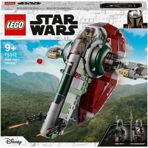 LEGO Star Wars: Boba Fett's Starship Building Set (75312)