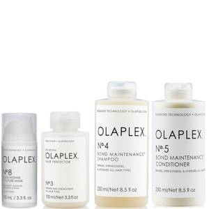 Olaplex No.3, No.4, No.5 and No.8 Bundle