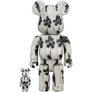 Medicom Banksy Flying Balloons Girl 100% X 400% Be@rbrick 2 Pack
