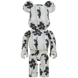 Medicom Banksy Flying Balloons Girl 1000% Be@rbrick