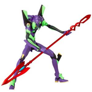 Medicom Evangelion 3.0+1.0 Thrice Upon A Time RAH Figure - EVA Unit 1 (Shogo-Ki 2021 Version)