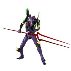 Medicom Evangelion 3.0+1.0 Thrice Upon A Time RAH Figure - EVA Unit 13 (Shogo-Ki 2021 Version)