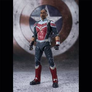 Tamashii Nations The Falcon & The Winter Soldier S.H. Figuarts Figure - Sam Wilson