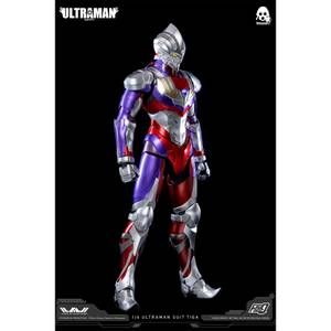 ThreeZero Ultraman FigZero 1/6 Scale Collectible Figure - Ultraman Suit Tiga